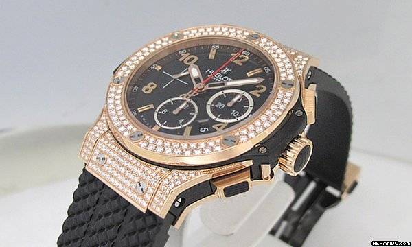 Hublot Big Bang 41 mm Automatic Gold