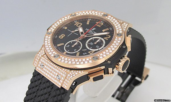 Hublot Big Bang 41 mm Automatic Gold