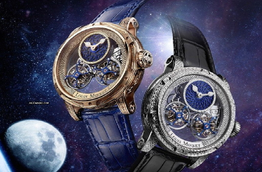 Louis Moinet Dhofar limited Edition 3 pieces