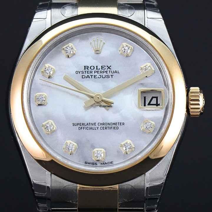 Rolex Lady-Datejust MOP DIAL VERKLEBT 2018 ab89b8609d9