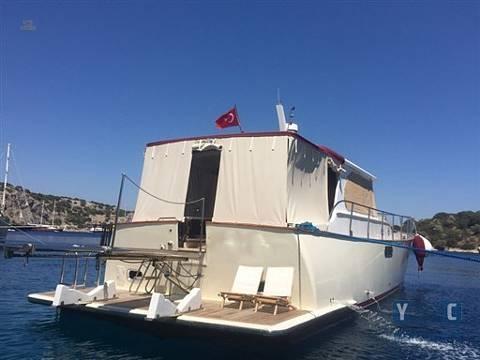 Özel Yapım Lobster 2014 BC Marine 6