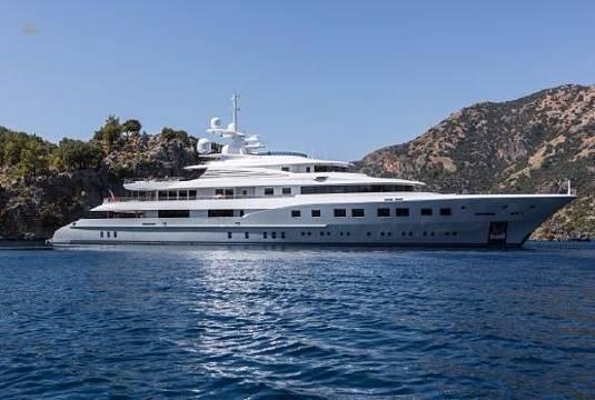 Dunya Yachts AXIOMA