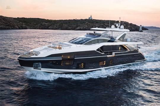 Azimut Yachts 27 Metri