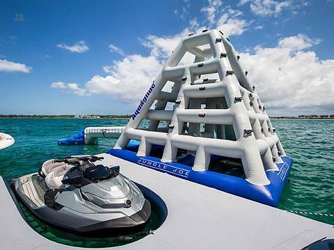 Sunseeker 131 Yacht with Tender and Toys