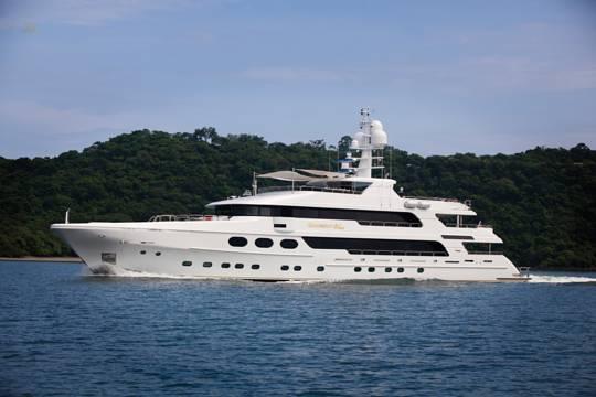 Christensen Motor Yacht Remember When