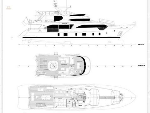 Drettmann Yachts - Benetti 108 Tradition Supreme - DY22085 - Image 15