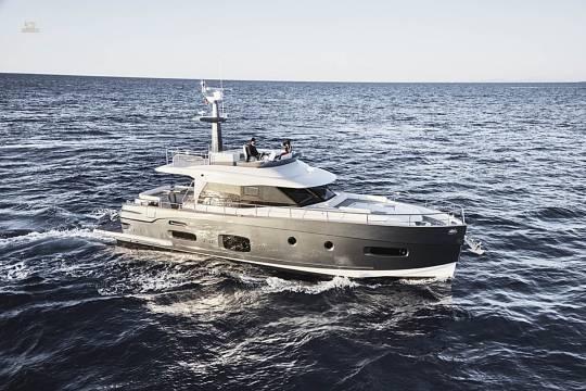 Azimut Yachts 53 Magellano
